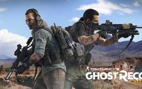 Picture Ubisoft, Game, Assault, Engineer, Tom Clancy's Ghost Recon Wildlands