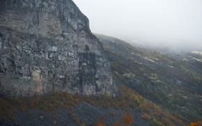Picture mountains, rock, Seidozero, his Majesty Cuiva