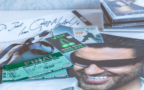 Picture music, people, legend, tickets, George Michael