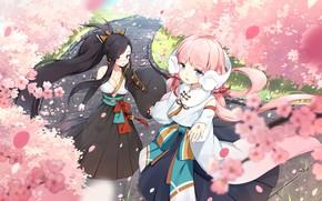 Picture Girls, Spring, Sakura