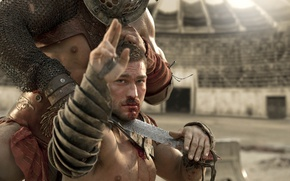 Picture Spartacus, Andy Whitfield, Gladiator, Spartacus