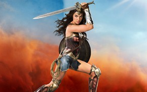 Picture Gal Gadot, Diana Prince, WONDER WOMAN