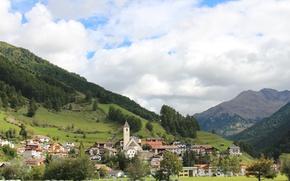 Picture Panorama, Italy, Landscape, Italy, Italia, Panorama, Bolzano, Resia, Resia