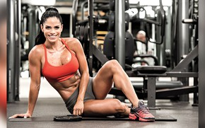 Picture sexy, model, fitness, michelle lewin