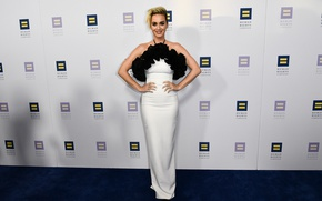 Picture actress, Katy Perry, Katy Perry, singer, 2017, Human Rights Campaign