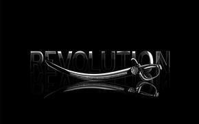Picture sword, weapon, ken, blade, revolution