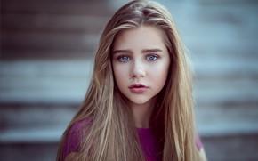 Picture portrait, girl, Natural Light Portrait, Zubair Aslam, Skyla
