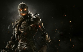 Picture Villain, Warner Bros. Interactive Entertainment, NetherRealm Studios, Injustice 2, Scarecrow, Supervillain