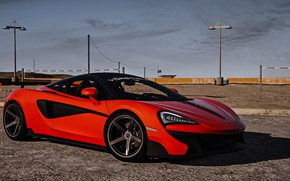 Picture GTA, Grand Theft Auto V, McLaren 570