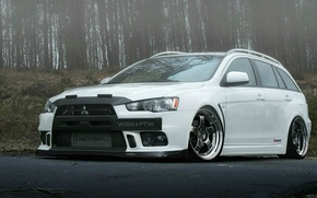 Picture Mitsubishi, lancer evolution