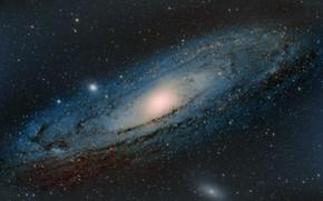 Wallpaper Galaxy, m31, Andromeda