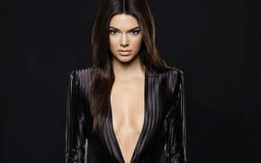 Picture model, portrait, Kendall Jenner