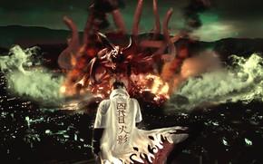 Picture Naruto, anime, ninja, manga, hokage, shinobi, kyuubi, Naruto Shippuden, Minato, Kurama, Konoha, japonese, I was, …