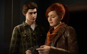 Picture The game, The camera, Red, Marvel, Game, Comics, Peter Parker, Peter Parker, Redhead, Marvel, Redhead, …