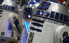 Picture star wars, robot, R2-D2
