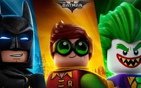 Wallpaper cinema, film, animated film, toy, Lego, Joker, movie, Robin, animated movie, bat, Batman, Batman Movie, ...