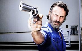 Picture The Walking Dead, Rick Grimes, Season 8