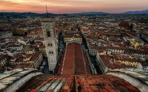 Picture Florence, Tuscany, The Holy Spirit