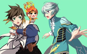 Picture anime, art, guys, Tales Of Zestiria