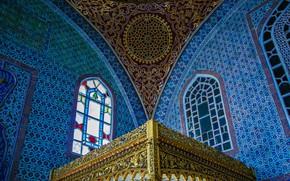 Picture architecture, Istanbul, Turkey, arch, Topkapi Palace