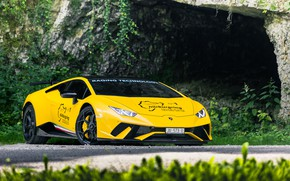 Picture Lamborghini, time, Huracan, nurburg ring