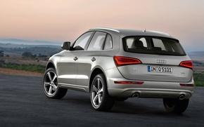 Picture Audi, crossover