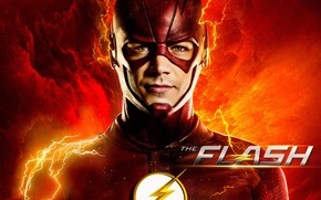 Picture Flash, DC comics, Barry Allen, The CW, Grunt Gustin