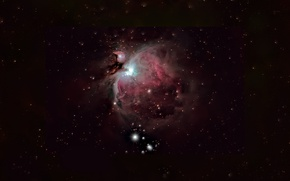 Wallpaper stars, space, Nebula, M42, beauty, Orion