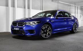 Picture sedan, 2018, BMW M5, F90, AU spec