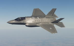 Picture Aviation, F-35, The fifth generation fighter, 5 generation aircraft