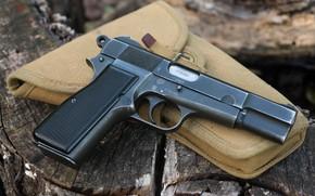 Wallpaper weapons, Inglis, macro, gun