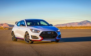 Picture Hyundai, 2018, Veloster N