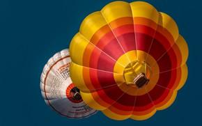 Wallpaper sport, the sky, balls