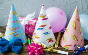Picture balls, decoration, birthday, jubilee
