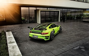 Picture 911, Porsche, Porsche, Turbo, turbo, TechArt