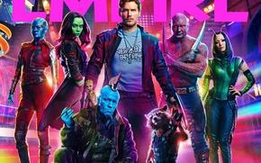 Wallpaper cinema, Nebula, movie, Vin Diesel, Dave Batista, hero, Bradley Cooper, film, Marvel Comics, Karen Gillan, ...