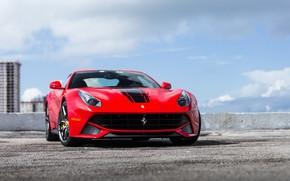 Picture Ferrari, Scuderia, Italia, RED, Berlinetta, F12
