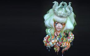 Picture paint, fantasy, art, octopus, Karen McCarthy, Camilla d'Errico's Rainbow Child
