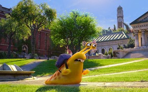 Picture animated film, Monsters University, animated movie, Monster SA, Monster S.A.
