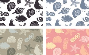 Picture background, texture, Beach, pattern, seamless