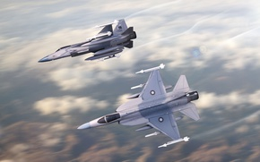 Picture fighter, aircraft, Chengdu JF-17, Chengdu Aircraft Industry Group, PAC Chengdu JF-17, PAC/Chengdu JF-17, Pakistan Air, …