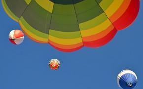 Picture the sky, USA, New Mexico, Albuquerque, International balloon festival