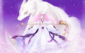 Picture anime, art, Natsume Yuujinchou, U-Sensei, Natsume