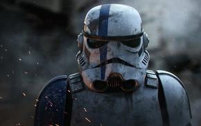 Picture Star Wars, soldier, clone, Stormtrooper