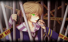 Picture look, Vocaloid, Vocaloid, Len
