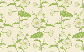 Picture vector, flower, wallpapers, background, pattern, elegant, seamless, textile