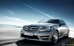Picture Sedan, Mercedes - Benz, c-class