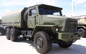 Picture truck, Ural, 6x6, Tornado-, 63704-0010