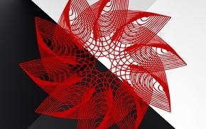 Picture abstraction, Wallpaper, figure, abstraktnaya figure, 2100x2100 Wallpaper, konstantin gebo