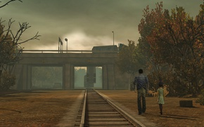 Picture Game, Clementine, TheWalkingDead